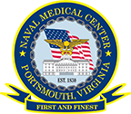Logo: Naval Medical Center Portsmouth